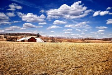 Midday in Unityville, Pennsylvania