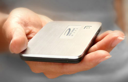 MiFi Intelligent Mobile Hotspot