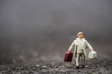 Miniature Expat Guy