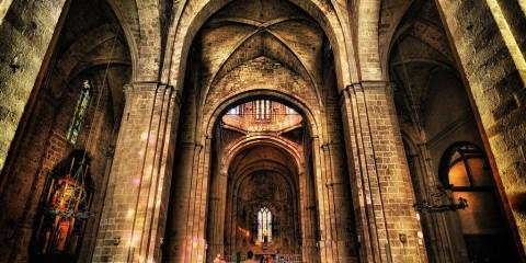 Monasterio de Sant Cugat, Catalonia