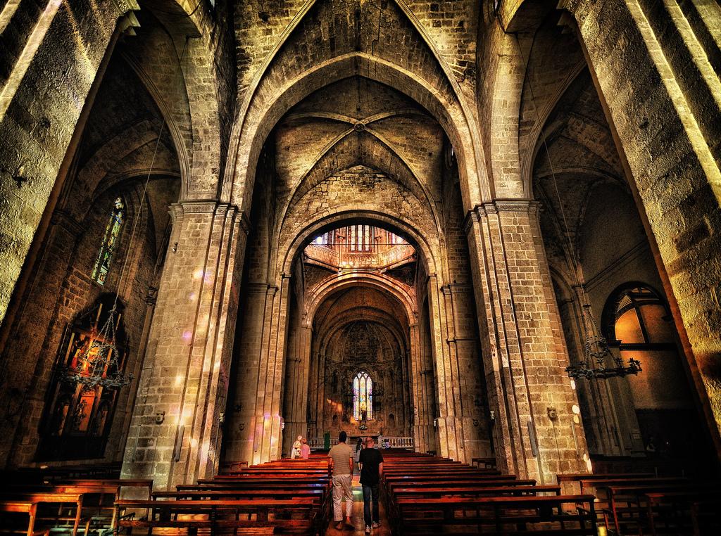 Photo of the moment monasterio de sant cugat catalonia - Alfombras sant cugat ...