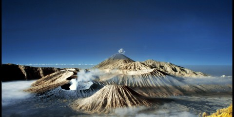 Morning Bromo, Indonesia