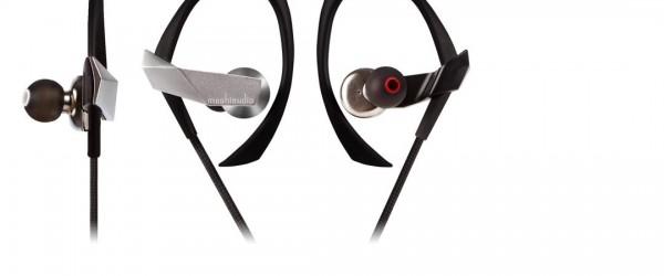 Moshi Clarus In-ear Travel Headphones