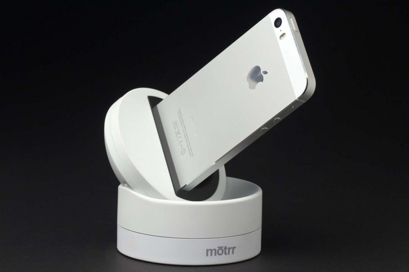 Motrr Galileo Robotic Motion Control Dock for iPhone