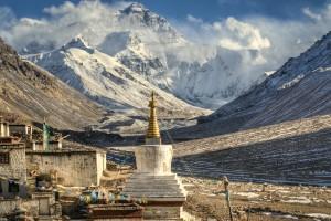 Mount Everest Base Camp, Tibet