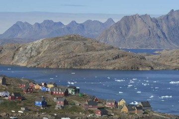 Base Camp Greenland (Natural Habitat Adventures)