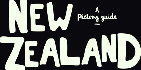 Pictory Photo Guide to New Zealand