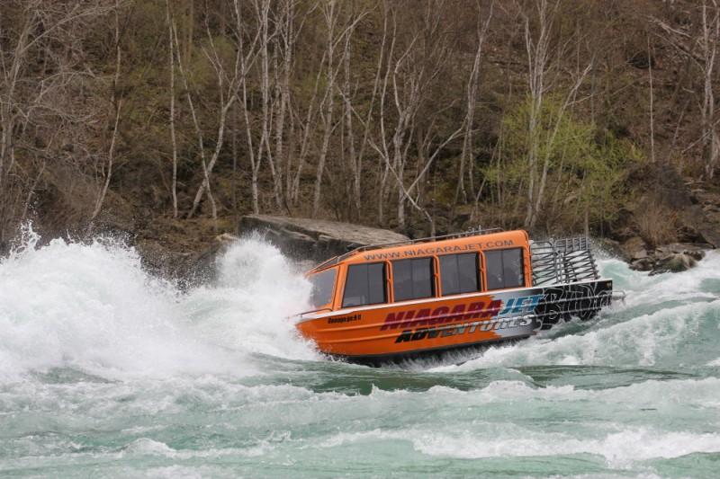 Niagara Jet Adventures in Niagara Falls