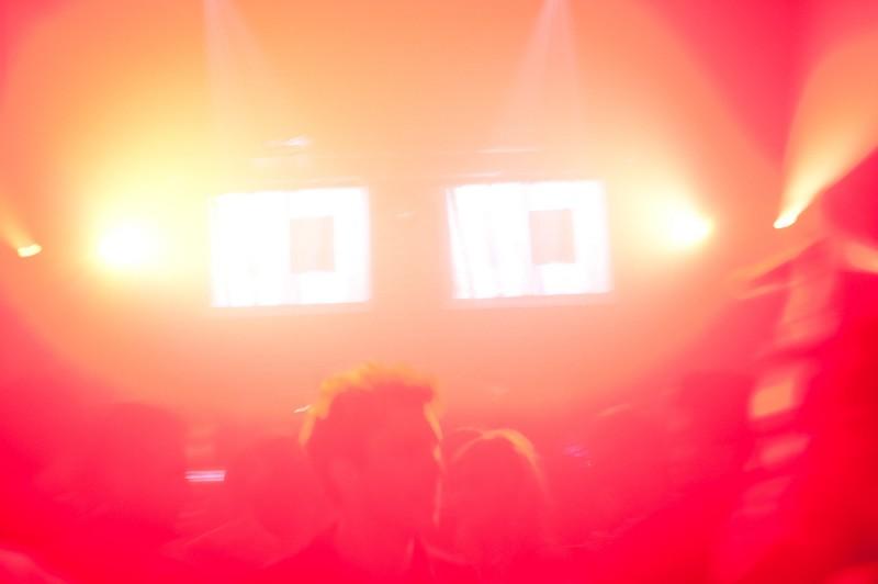 Night Club Haze in Glasgow