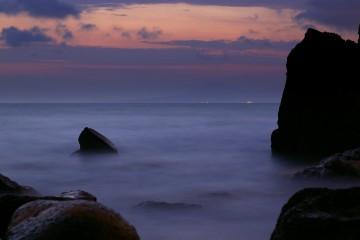 Nightfall on the Pacific Ocean, Puerto Vallarta