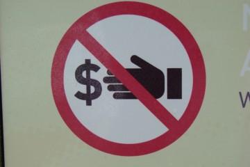 No Money Hand