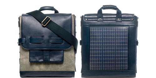 Noon Solar Logan Bag