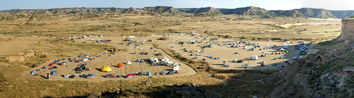 Nowhere Festival Campgrounds (2009)