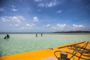 Nylon Pool in Tobago