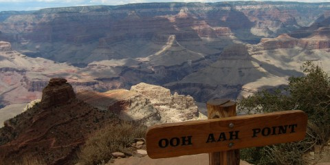 Ooh Aah Point, Arizona
