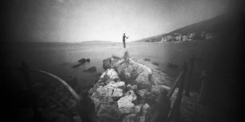Opatija Through a Pinhole Camera, Croatia