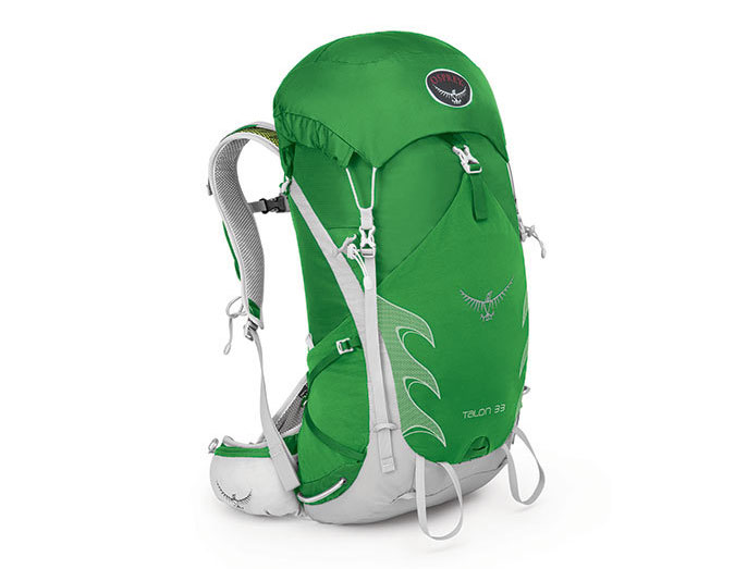 osprey talon 33 shamrock green