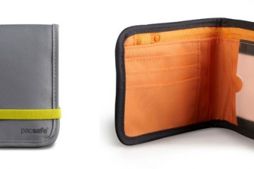 RFIDtec 100 RFID Blocking Bi-Fold Wallet