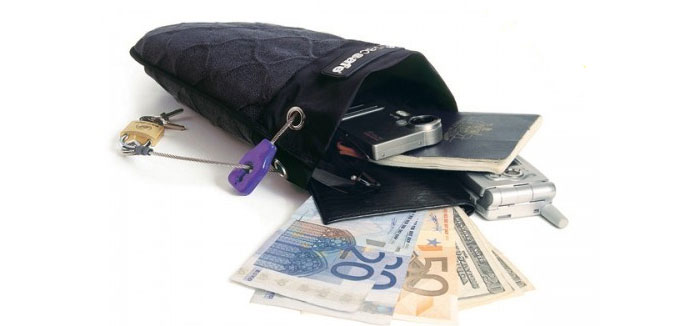 Pacsafe TravelSafe 100: Anti-Theft Travel Bag