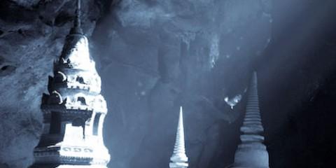 Pagodas, Khao Luang Caves
