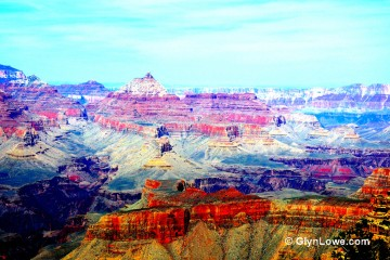 Painting the Grand Canyon