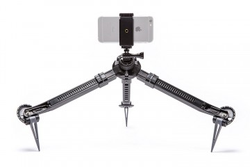 Pakpod Travel Tripod (with smartphone)