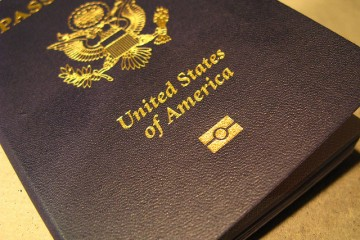 Passport (closeup)
