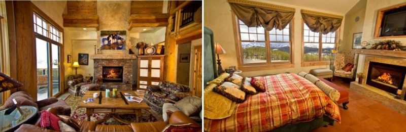 Penthouse 4 Suite at Moonlight Basin, Montana