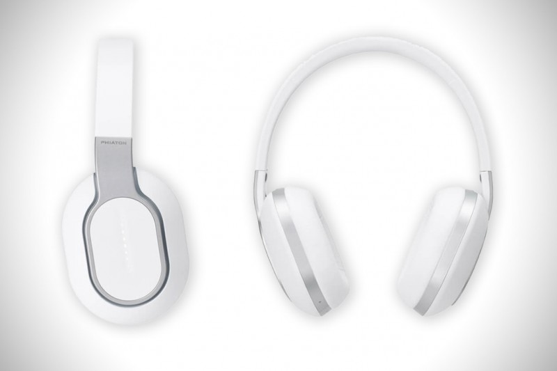 Phiaton BT460 Bluetooth Headphones (white)