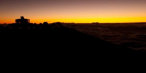 Above the Clouds at Haleakala, Maui