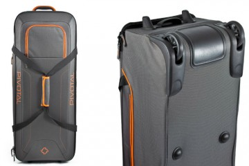 Pivotal Soft Case Rolling Travel/Gear Bag