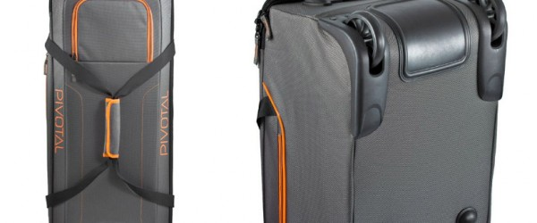 Pivotal Soft Case Rolling Travel/Gear Bag