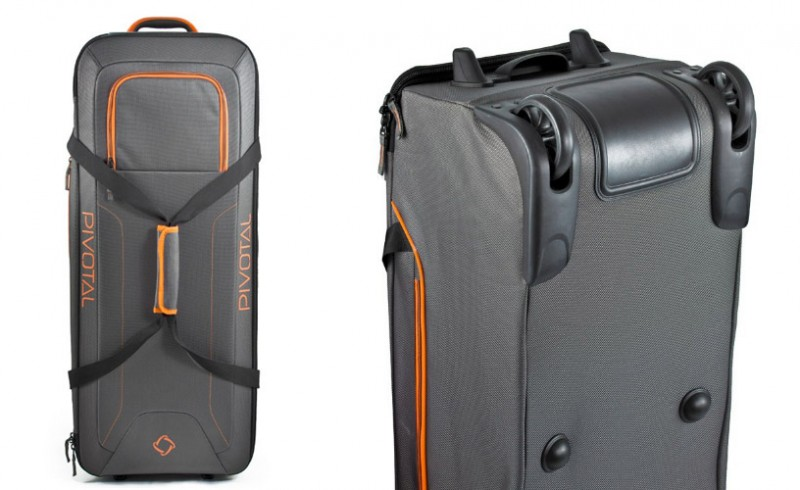 Pivotal Soft Case Rolling Gear Bag: Pack All Your Adventure Gear ...
