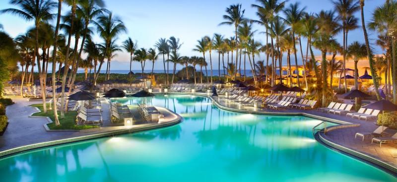 Restaurants Near Harbor Beach Marriott Resort Spa