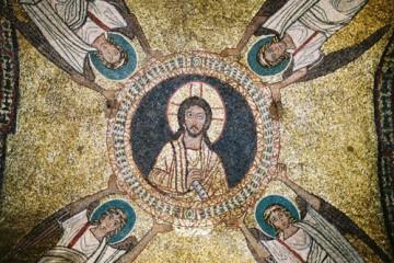 Mosaics in Santa Prassede, Rome