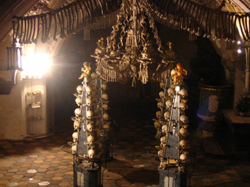 Bone Church Entry