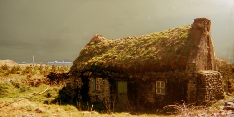 Cottage in County Kerry, Ireland