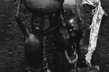 Princess and Princes of Dogna-Aboméy, Benin, Africa
