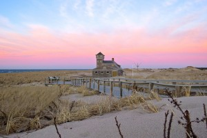 Cape Cod Seashore in Provincetown, Massachusetts