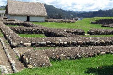 Pumapungo Ruins, Cuenca