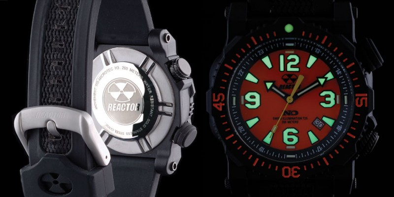 Reactor Titan A Sport Watch Designed To Take Anything You