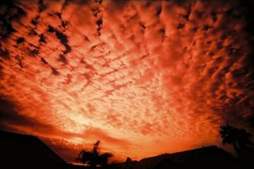 Red Clouds Rising, Arizona