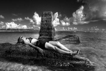 Resting on Atlantis, Oahu