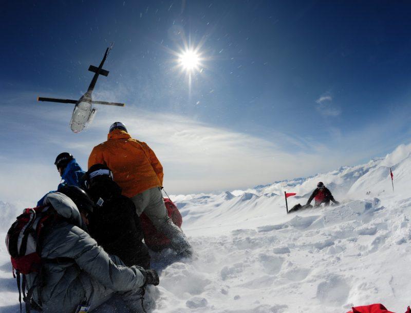 Revelstoke - Selkirk Tangiers Heli Ski