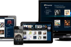 Rhapsody Music Services (devices)
