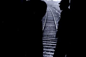 Riding a Koren Train (1945)