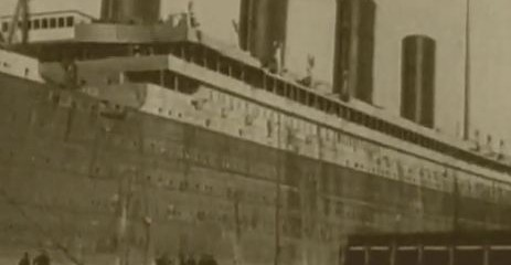 Video of RMS Titatnic (Screenshot)