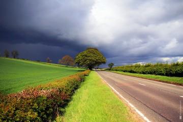 Pastoral Road, Scotland