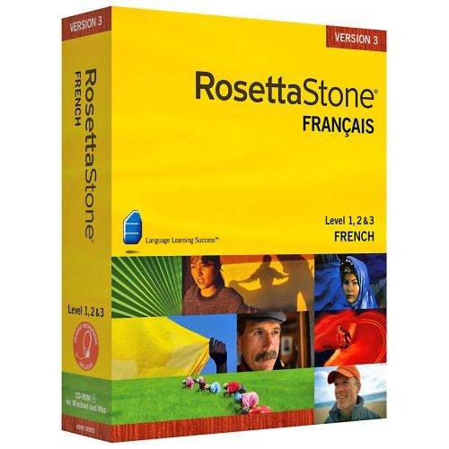 Rosetta Stone Francais Version 3