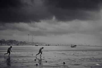 Running Against the Wind, Chennai, India
